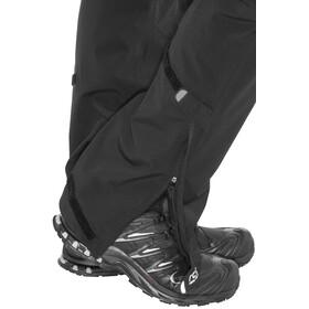 North Bend Flex Stretch Outdoorhose Herren schwarz